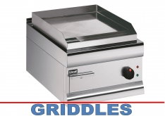 GRIDDLE by LINCAT